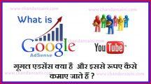 Google AdSense kaise kam karta hai? Hindi Me