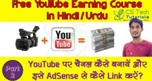 How to make Money with YouTube Part-2