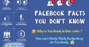 amazing and interesting facts about facebook